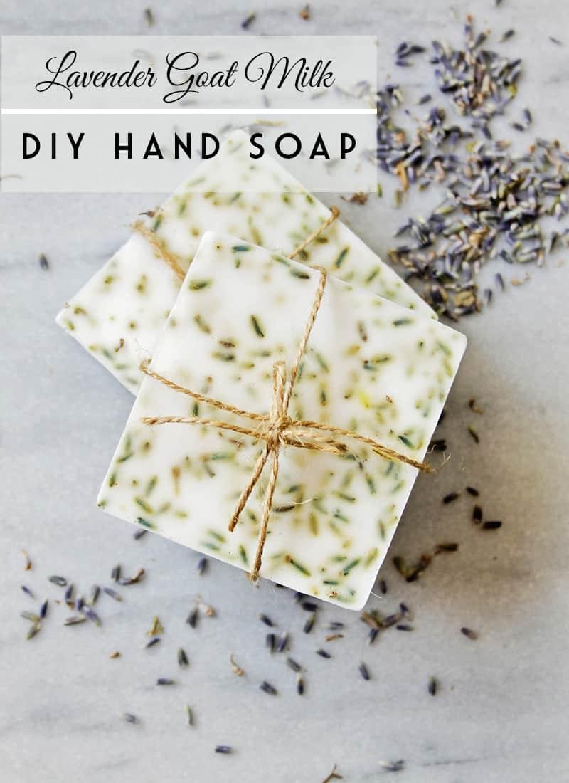 lavender hand soap