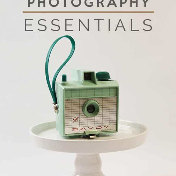 5 Blogging Photography Essentials