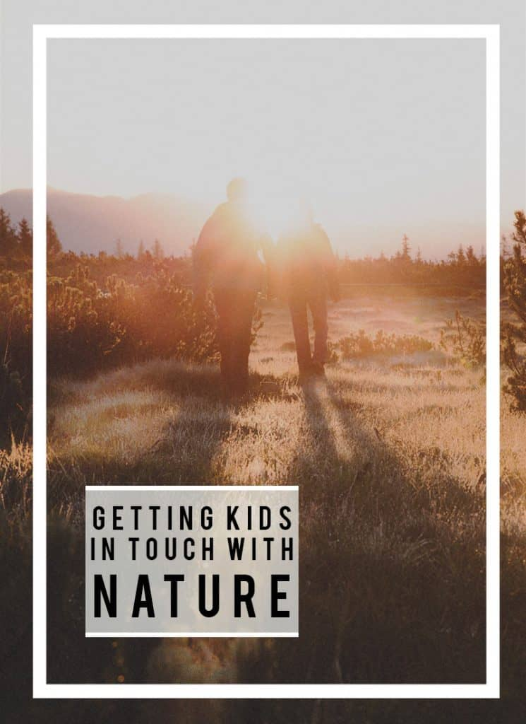 Getting Kids in Touch with the Natural World