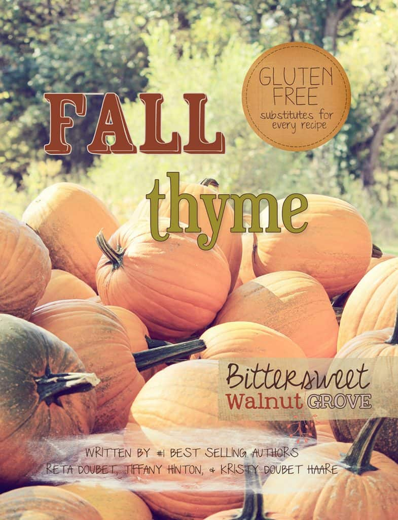 Bittersweet Walnut Grove Fall Thyme