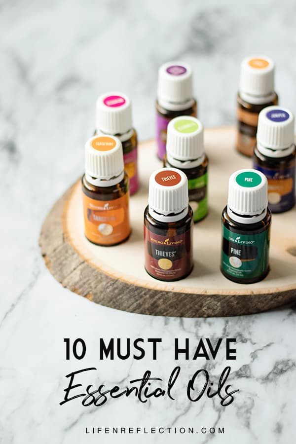 10 Must Have Essential Oils for Beginners