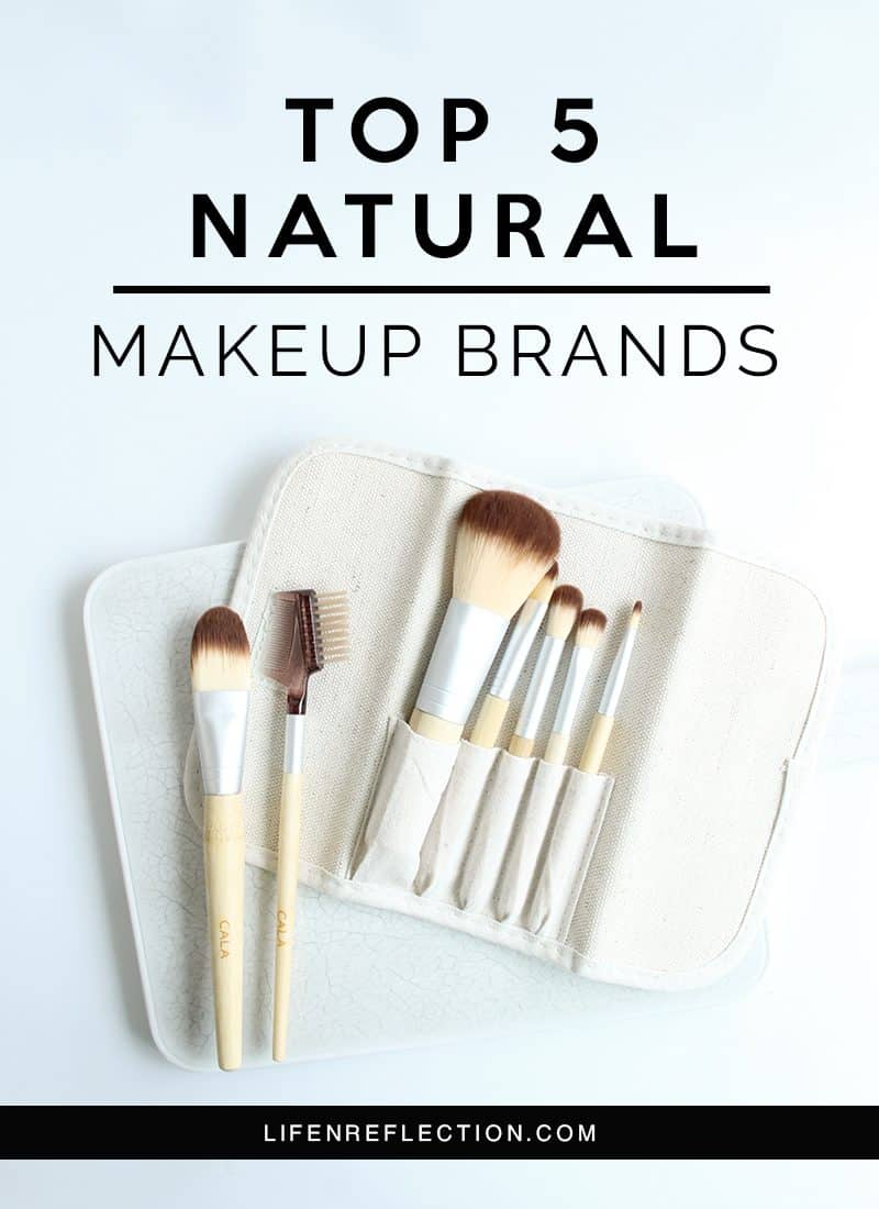 Top 5 Natural Beauty Brands
