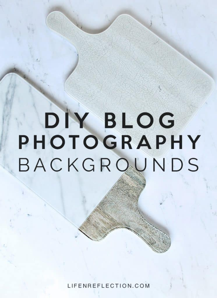 DIY Blog Photography Backgrounds