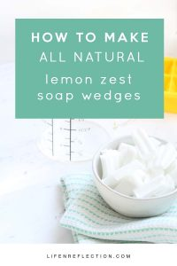 How to Make Lemon Zest Hand Soap with Natural Ingredients