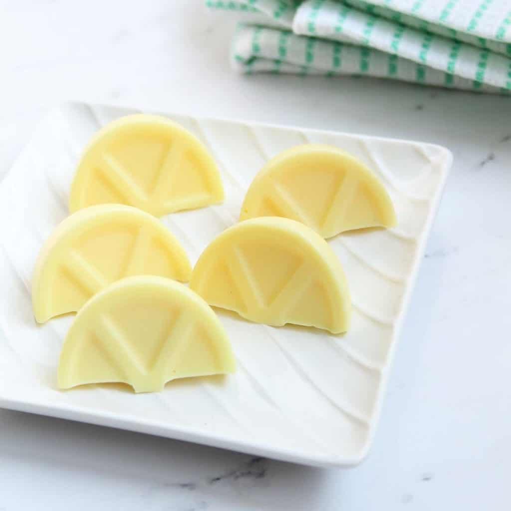 easy lemon hand soap recipe