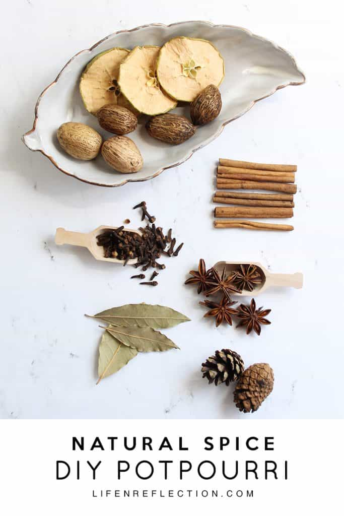 DIY Natural Fall Potpourri