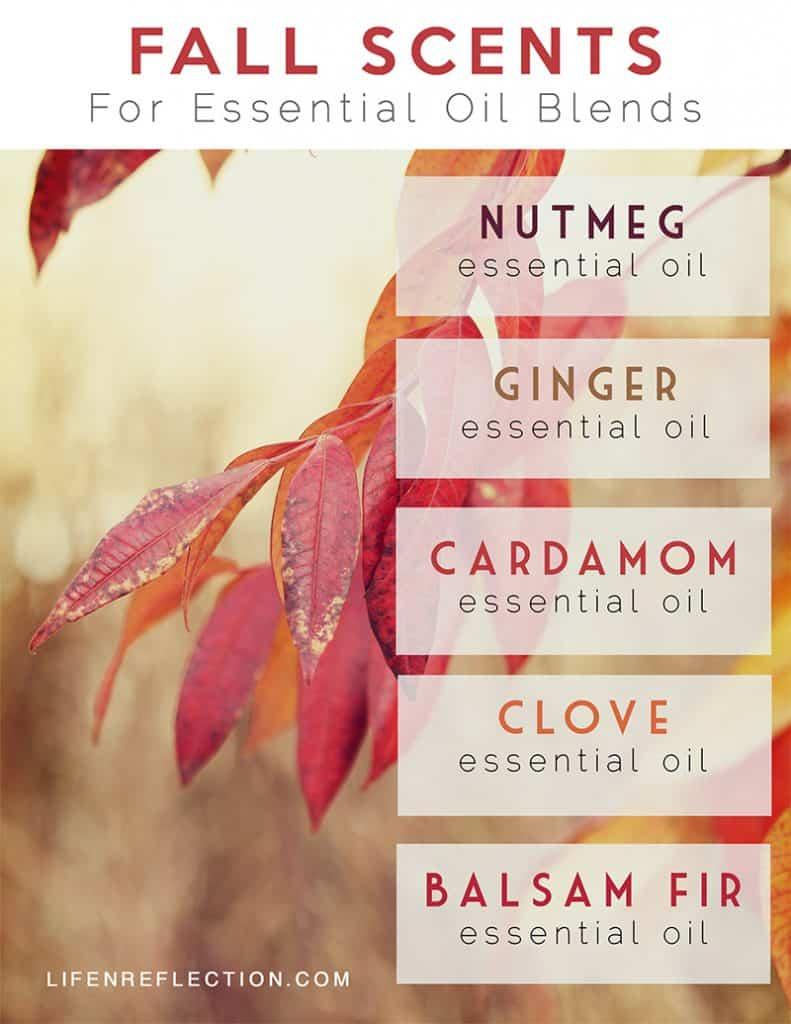 Essential Oils for Fall