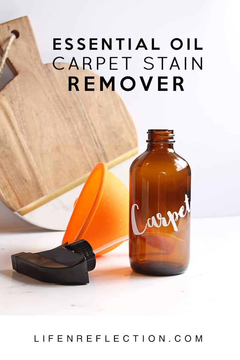 How to make DIY Carpet Stain Remover