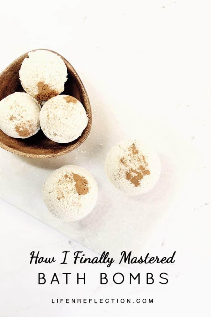 How I finally MASTERED Bath Bombs and NO FAIL TIPS!!