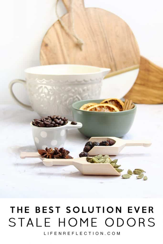 Banish Stale Odors with a Powerful Simmering Homemade Winter Spice Potpourri