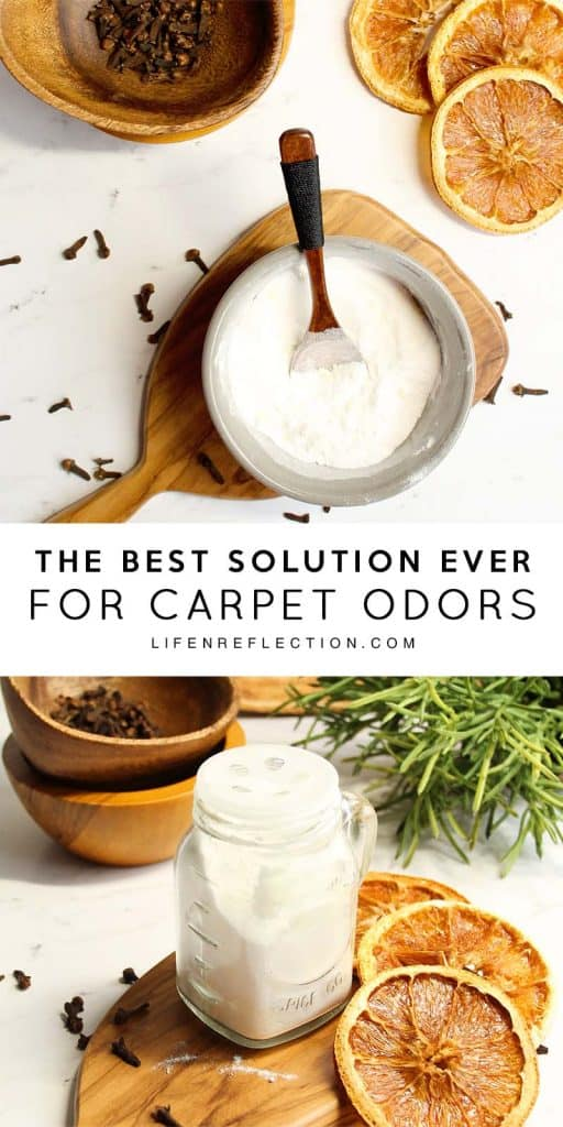 How to Refresh Carpet and Rugs the Easy Way / The Best Solution Ever for Smelly Carpets