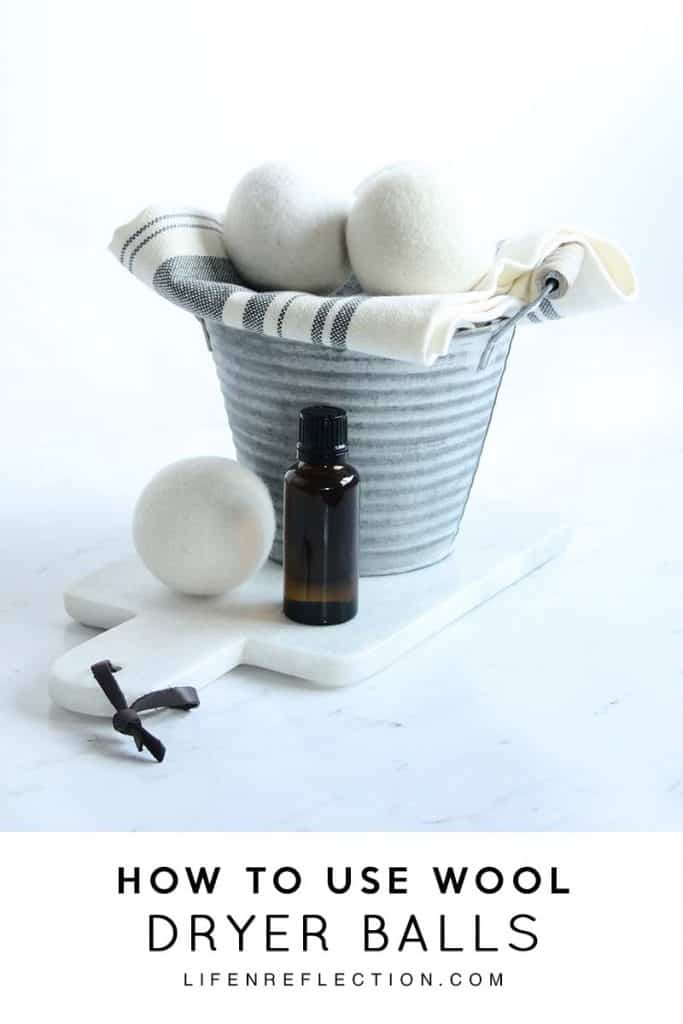 3 Epic Reasons to Use Wool Dryer Balls / How to Green Your Laundry