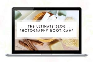 Go beyond the basics and take your blog photography from Blah to Wow with the Ultimate Blog Photography Bootcamp.