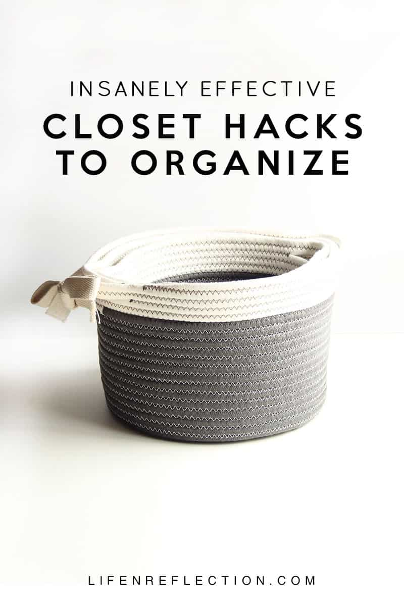 5 Steps to an Organized Linen Closet / How to have the Organized Linen Closet you've been dreaming of