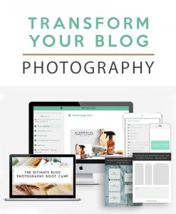 ultimate blog photography bootcamp