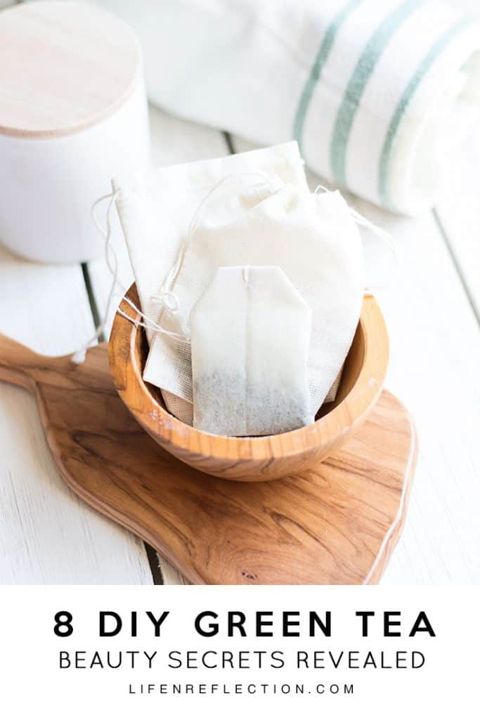 8 All Natural Remedies of Green Tea Beauty Recipes