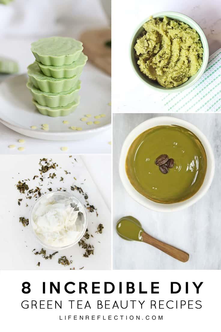 8 Incredible Matcha and Green Tea Beauty Recipes