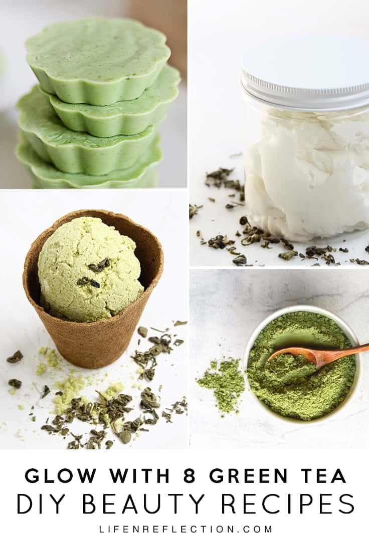 8 Incredible Green Tea Beauty Recipes and Hacks