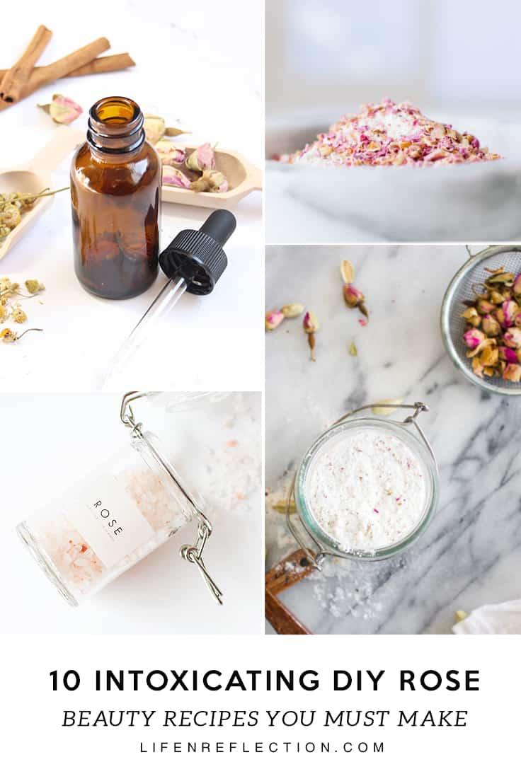 10 Intoxicating Rose DIY Beauty Recipes I Can't Resist