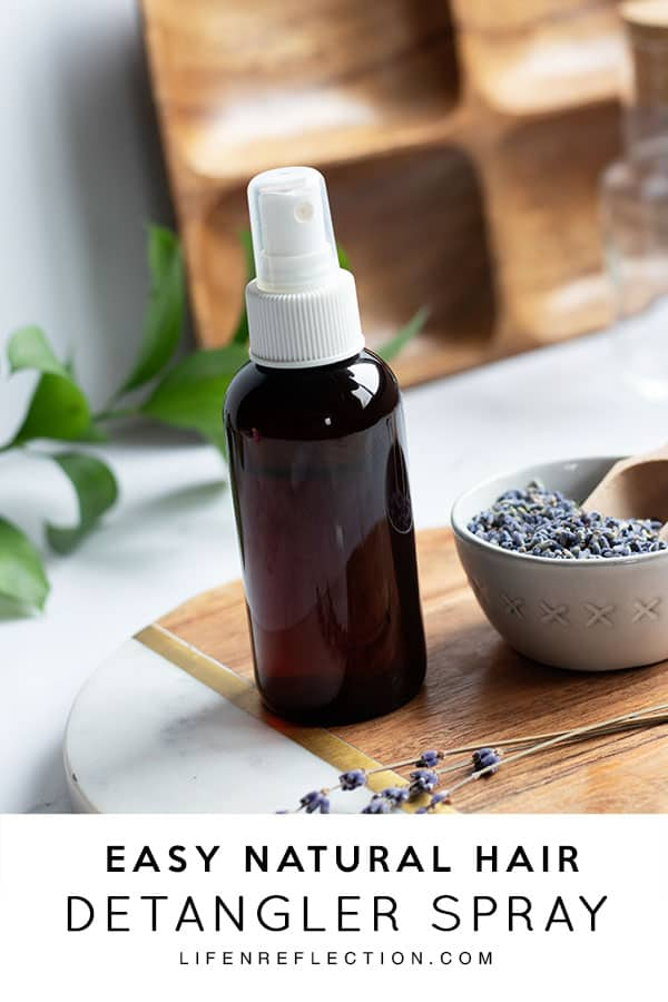 imple Conditioning Natural Homemade Hair Detangler Recipe