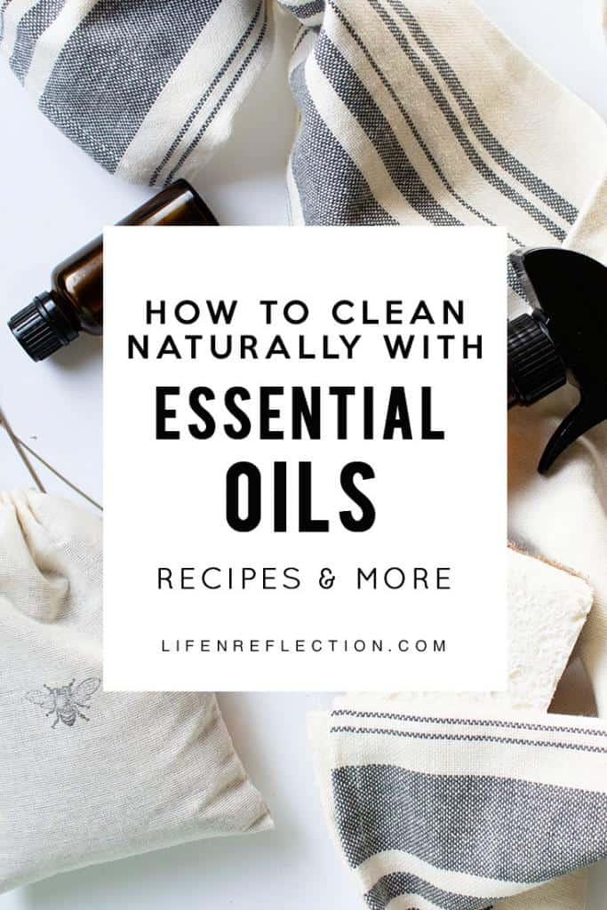 Learning to clean with essential oils will make a huge impact on your personal health and the environment.