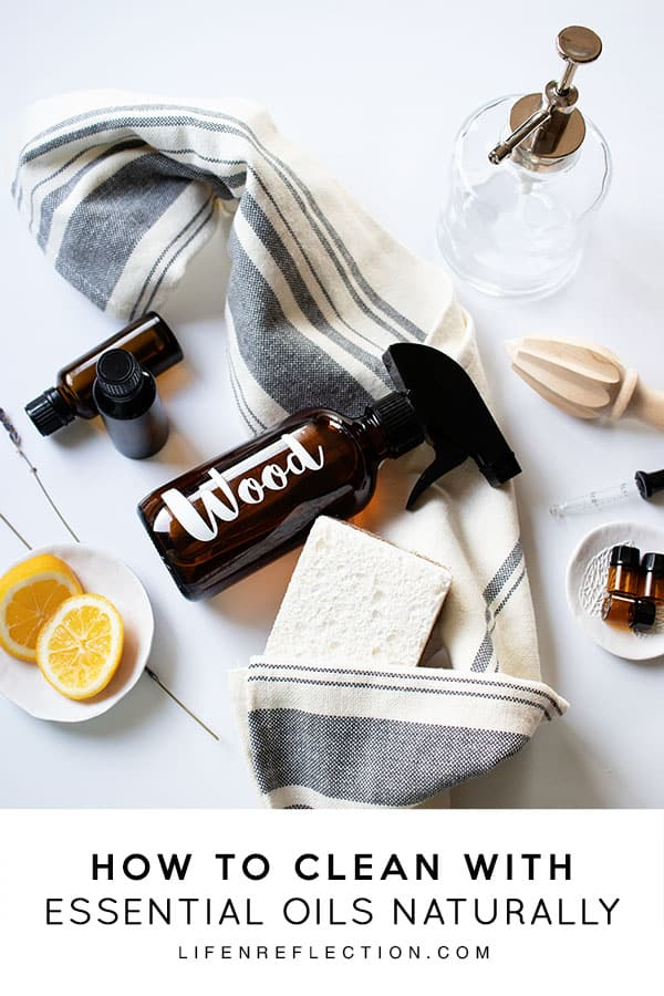 Sinks, countertops, carpet, tile, floors, windows - you name it, it will come clean with essential oils!
