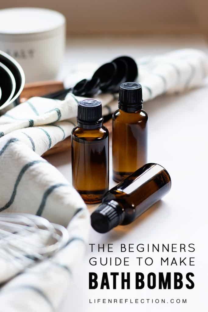 Basic Recipe to Start Making Bath Bombs
