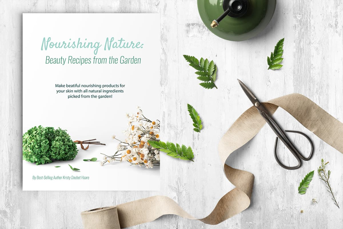 Nourishing Nature: Beauty Recipes from the Garden