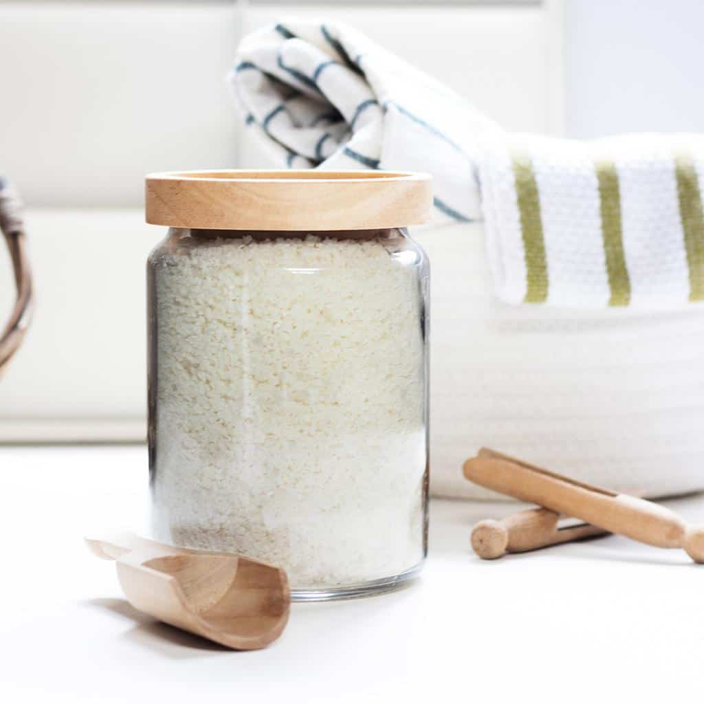 Easy DIY Laundry Detergent Recipe