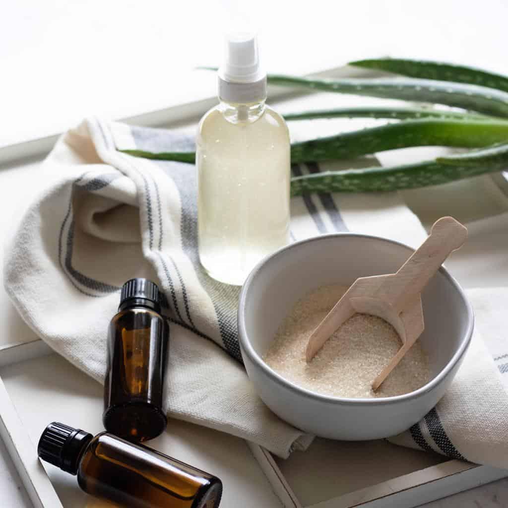 DIY Anti Frizz Spray: Quick Solution to Frizzy Hair