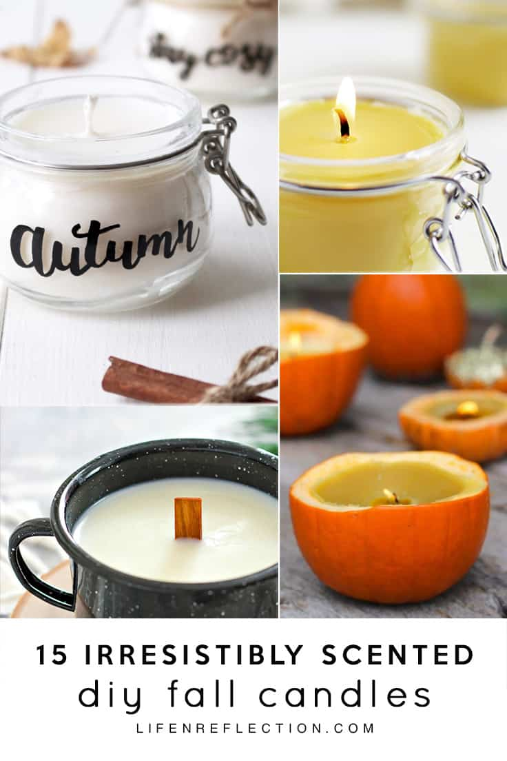 Fall is by far my favorite season and it always seems to end too quickly. And making fall candles is one of the ways I've found to enjoy it longer.