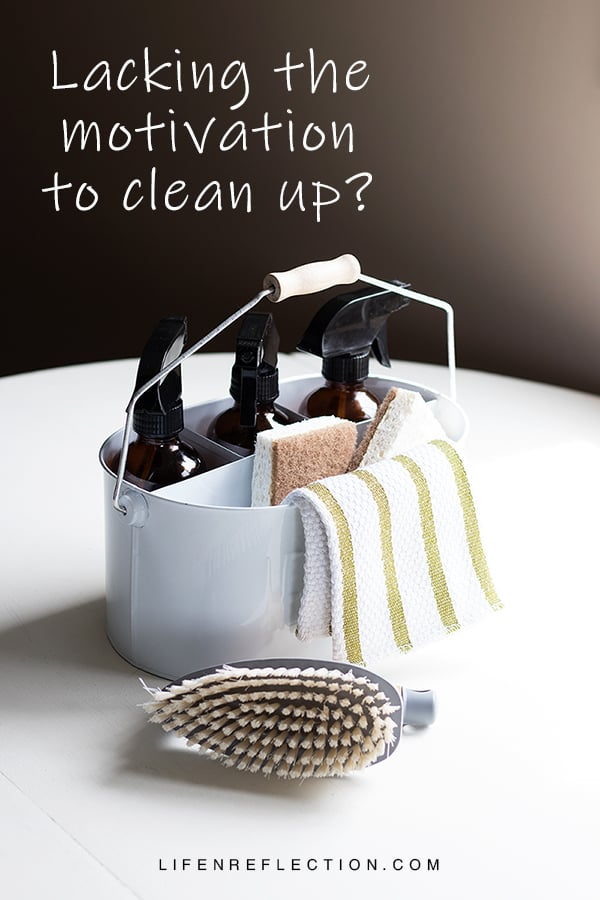 Get Motivated to Clean with a Stupid-Simple DIY Cleaning Kit