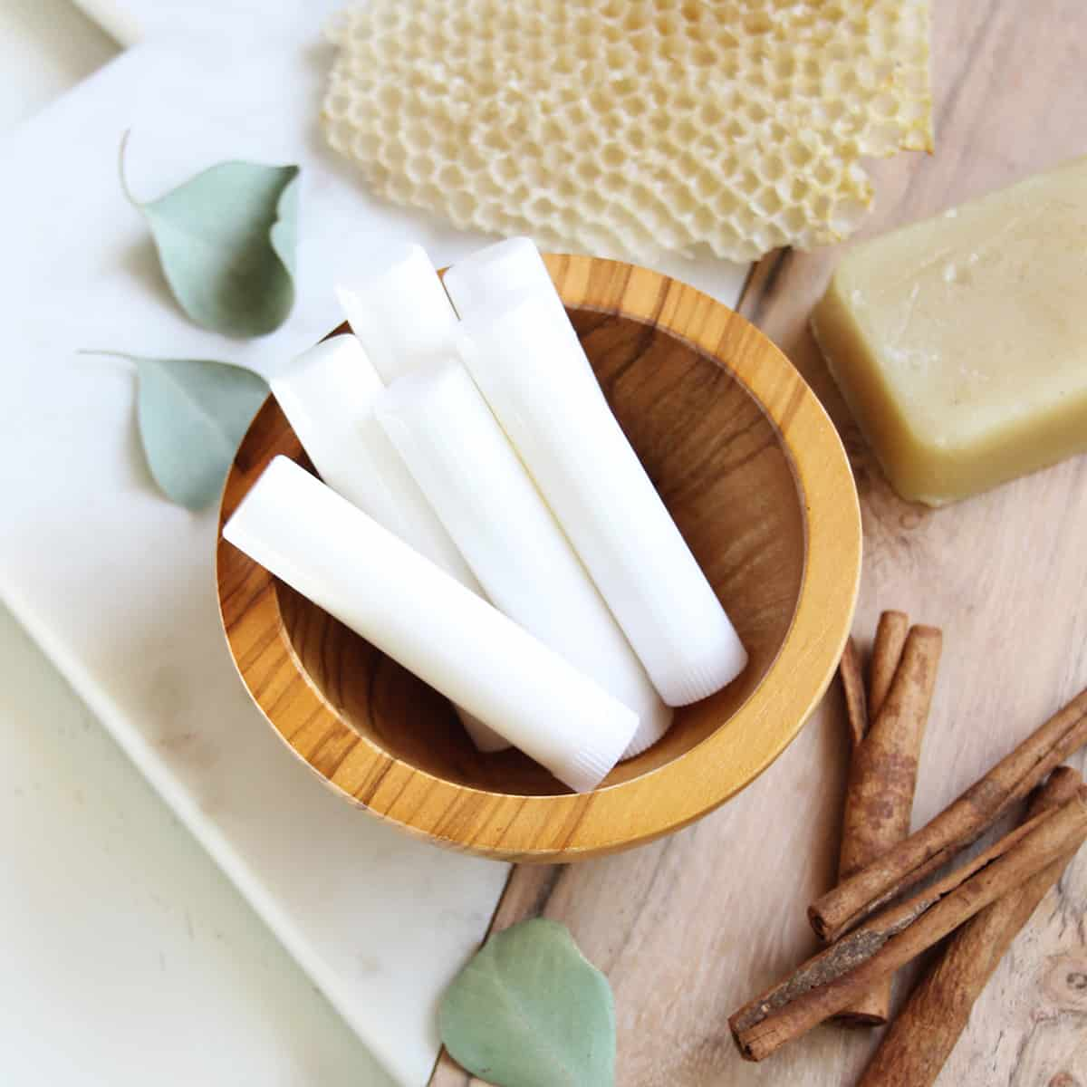 Homemade Lip Balm - So Simple You'll Want to Make More!