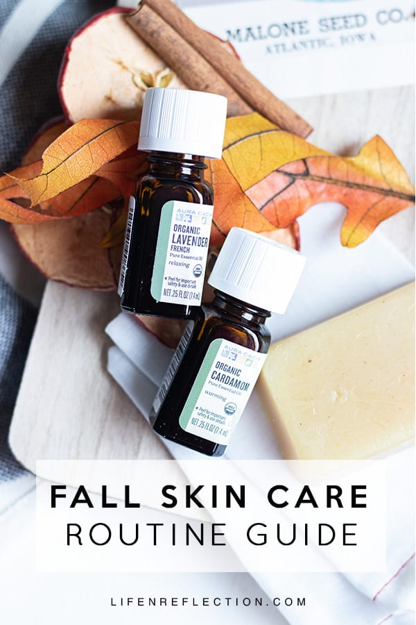 Bring on your favorite fall scents and flavors into a natural skin care routine you'll love! Who's says going natural can't be fun?