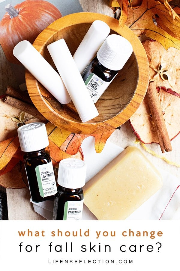 A natural skin care routine for fall might be just the change you need this season. Use this skin care guide to make easy, simple changes your skin will thank you for.