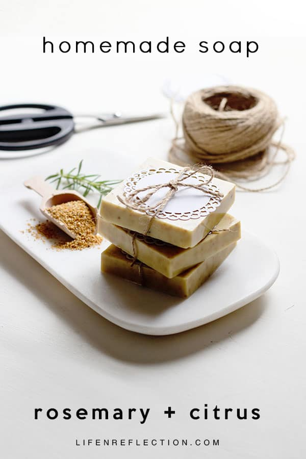 Handmade Soap, Easier Than You Think!