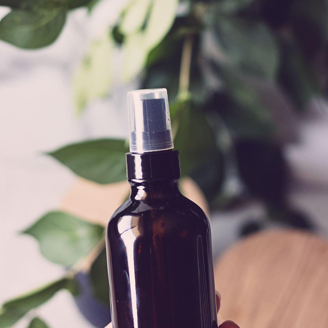 DIY Hair Spray: An Alcohol Free