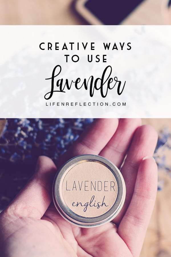 Lavender flowers' popular and adaptable aroma make it quite practical to infuse into many areas of your life. Here's how with 25 creative lavender uses!