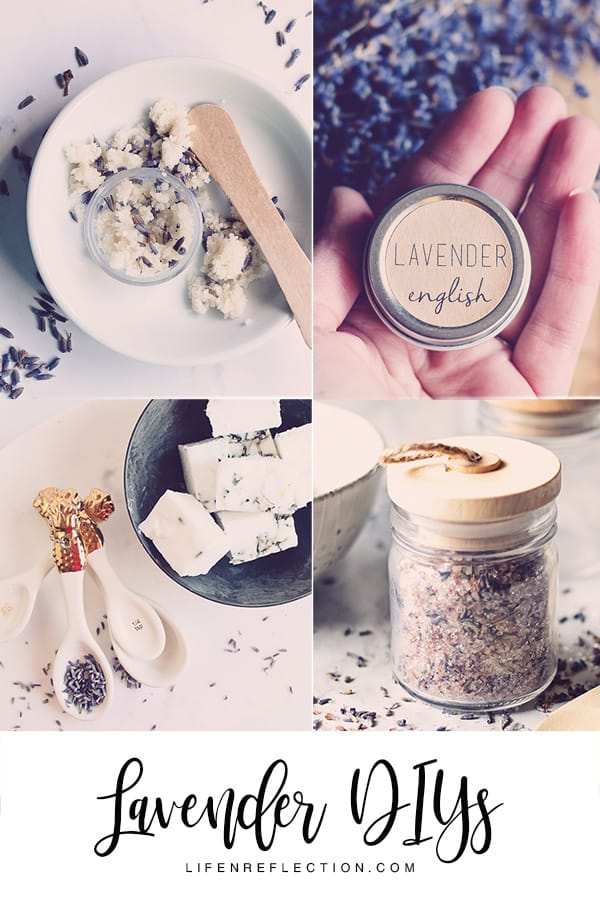 Check out these 25 Creative Lavender Uses for the Home, Skin, and Hair