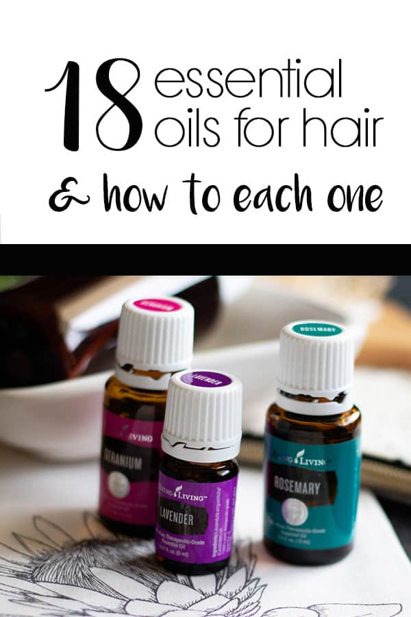 If you're dealing with oily roots, dry scalp, dandruff, or hair loss - there's an oil for that…