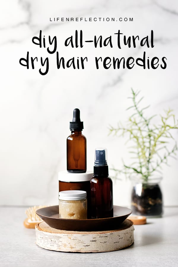 Quick Natural Dry Hair Remedies Every Women Should Know!