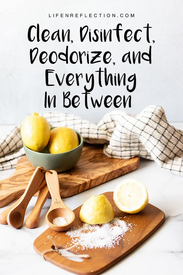 Easy Techniques on How to Clean a Cutting Board, Disinfect, Deodorize, and Everything In Between for Cutting Board Care!
