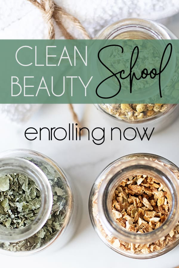 Clean Beauty School Transform Your Skin with the Roots of Beauty