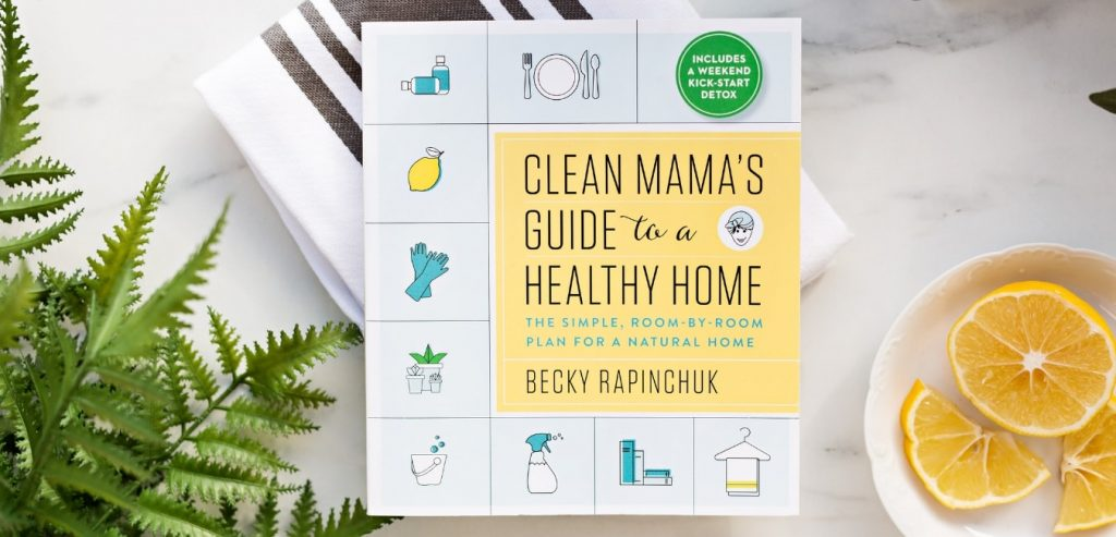 Create a beautiful, toxic-free, healthy household with Clean Mama's Guide to a Healthy Home.  Over 50 simple, organic DIY cleaning product recipes, and tips and tools from a trusted source to create cleaner, safer homes, resulting in healthier families.