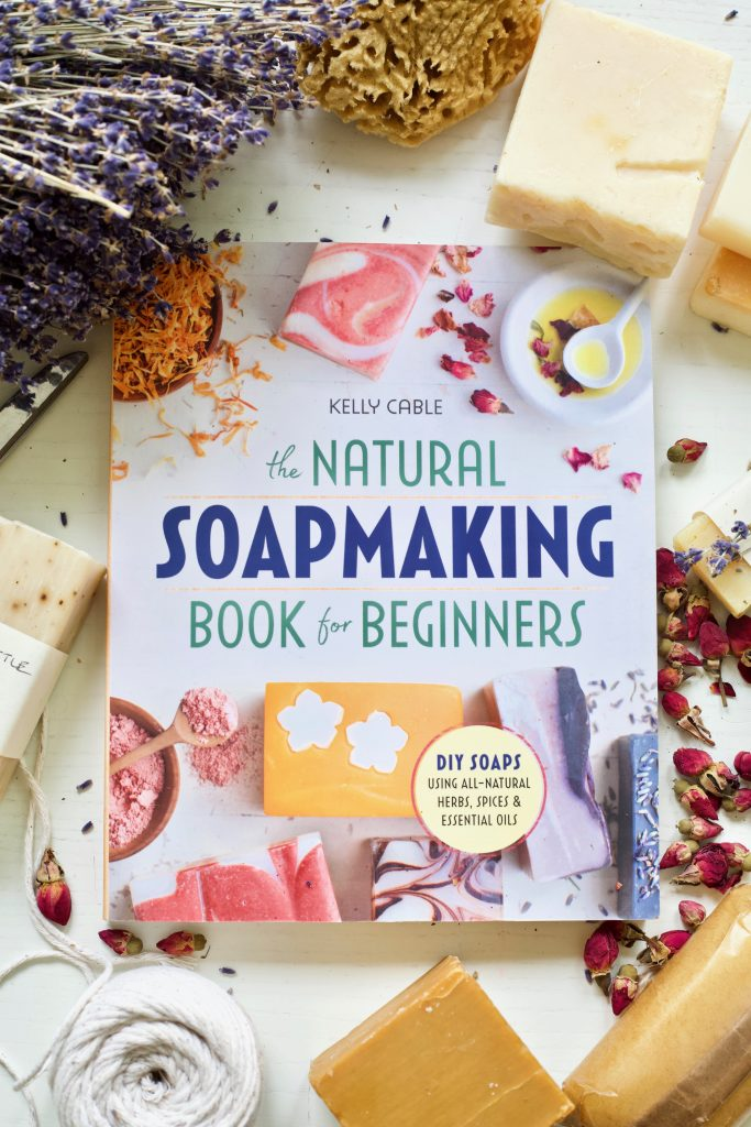 Unlike other soap making books, The Natural Soap Making Book for Beginners starts from scratch with colorants and fragrances both free of artificial ingredients. Discover how to make basic bars, Castile soap, shampoo bars, salt soaps, milk soaps, and more. You'll even find nut-free and vegan recipes.