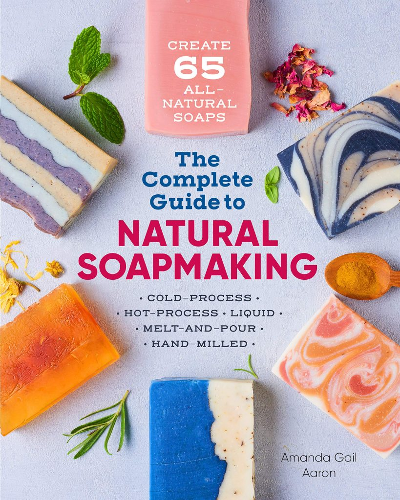 The Complete Guide to Natural Soap Making is the ultimate DIY reference to master the processes, techniques, and recipes to start creating picture-perfect handcrafted soaps.