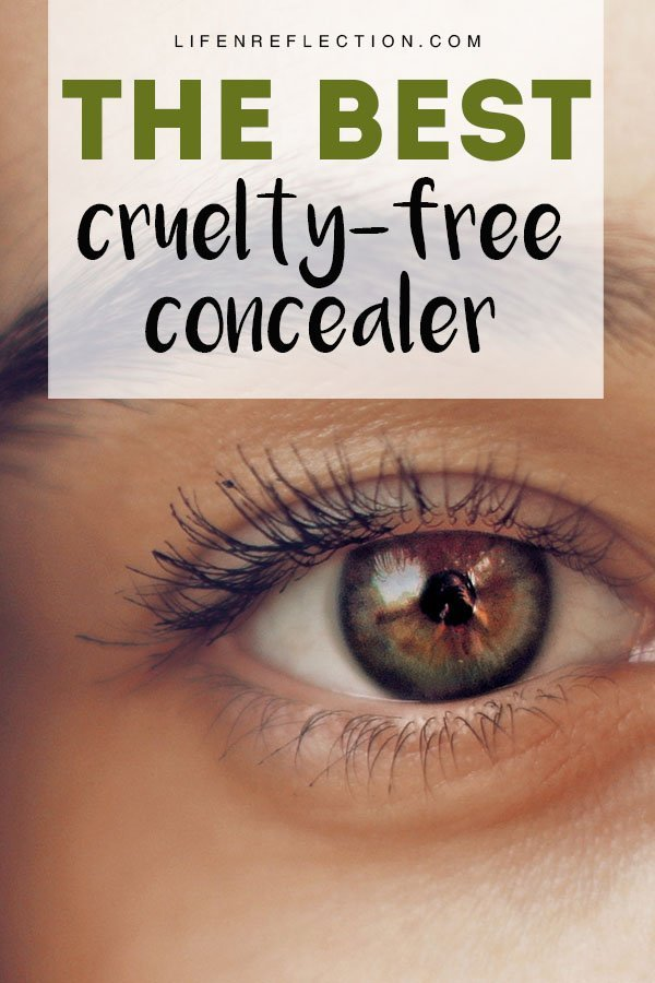 The best cruelty-free concealer with an expert blend of natural waxes and oils to provide a super soft blend which goes onto the skin nice and easy.