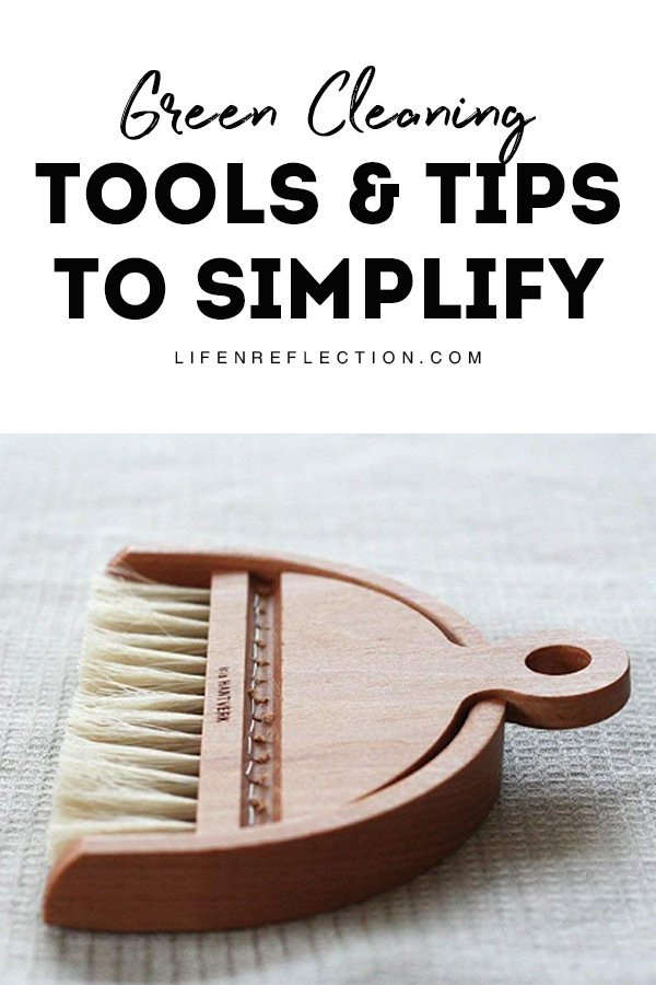Time Saving Green Cleaning Tools You Can't Live Without!