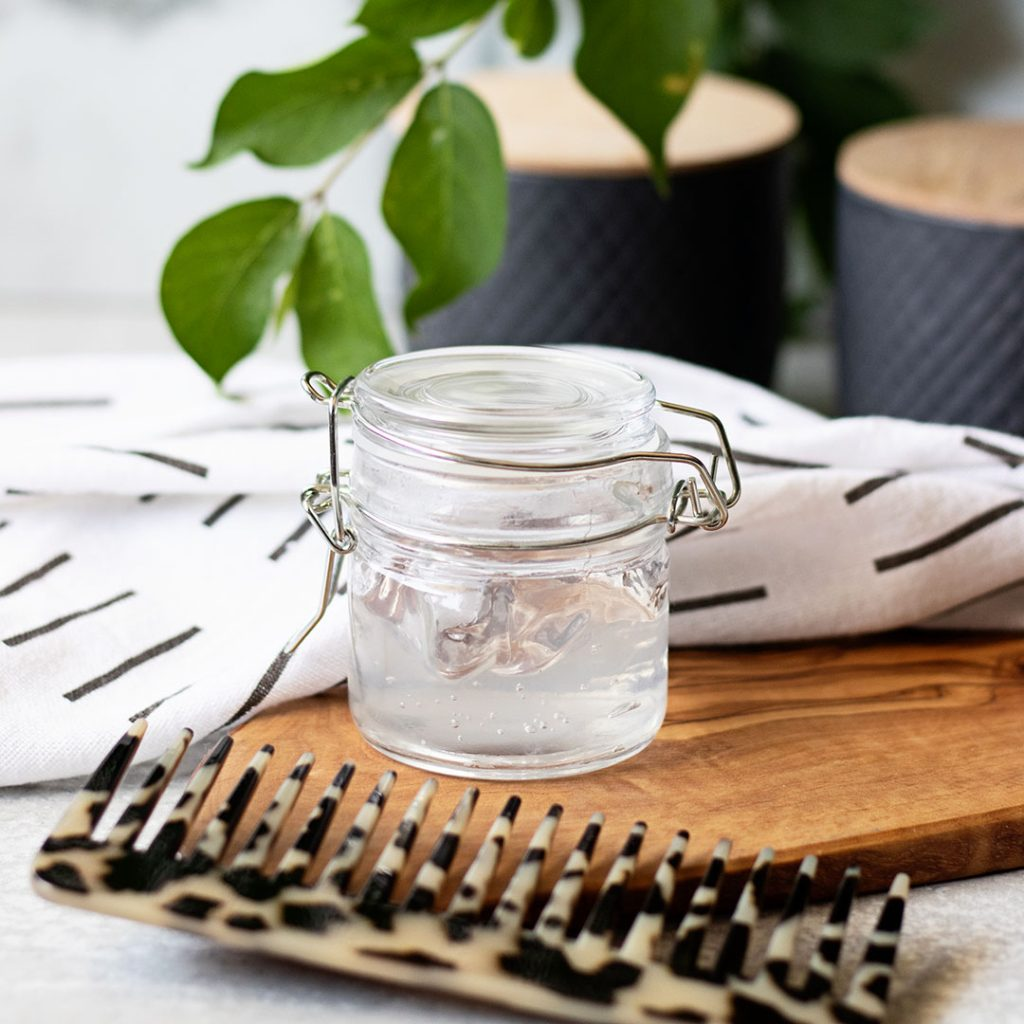 Say goodbye to split-ends, a dry scalp, breakage, and the all too familiar overproduction of oil by swapping drug store products with these natural hair care ingredients to restore your hair.