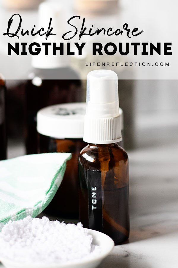 Never miss these night skin care routine steps!!